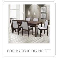 COS-MARCUS DINING SET